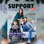 Cover Support Magazine februari 2020