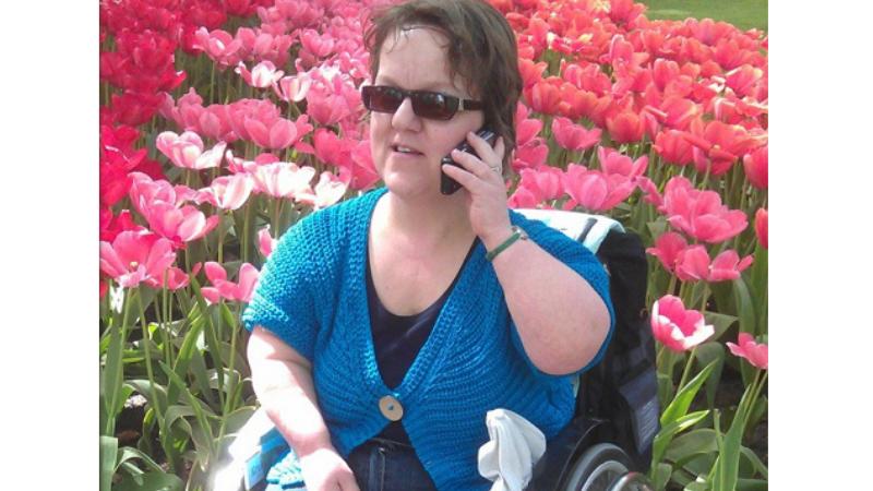 Liesbeth van Asche - columniste beurs Support